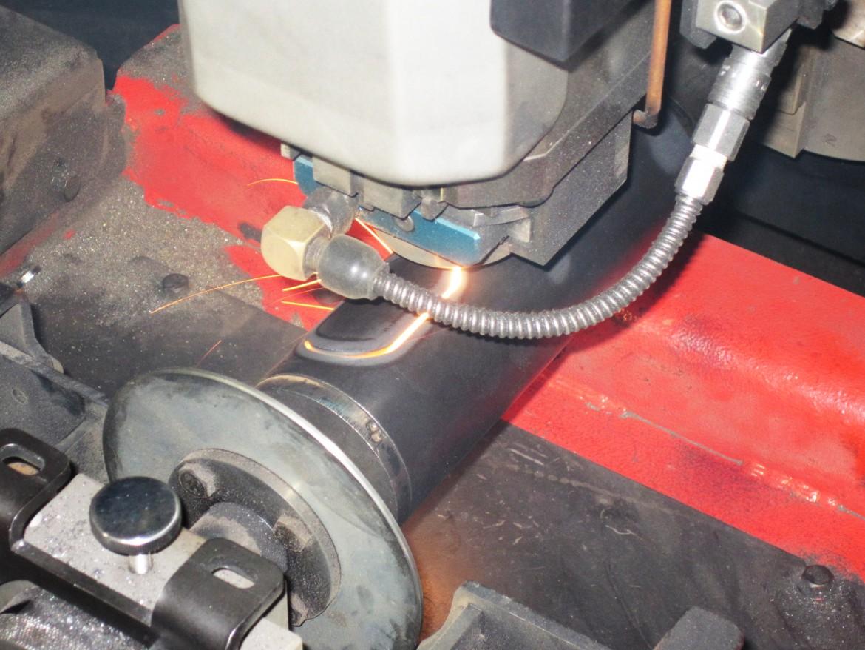 Machine découpage laser Amada