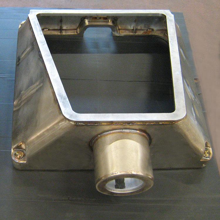 levigne tolerie industrielle fabrication pieces aéronautique